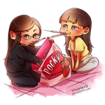 CommissionChibi 3 by Cuine