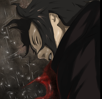 Madara in the Mud by ilyesgnei