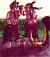 Gift- Ally- Stay Strong by DarkBullet777