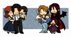 camlost and arashi s families by camlost