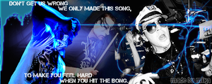 Hollywood Undead -hit the bong by mad4medusa89