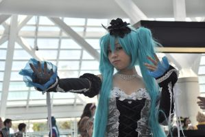 Anime Expo 2012 : Faces of Cosplay_2205 by JuniorAfro