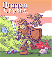 Dragon Crystal by BezerroBizarro