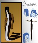 LD Contest Entry: Shesha by DisneyPhantomlover
