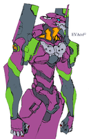 Neon Project E2 Unit01 by AlmightyNabeshin