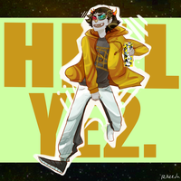 Ask Drunk Sollux by Kayia