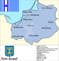 New Israel by Iori-Komei