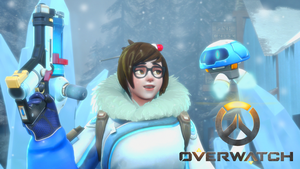 Overwatch - Mei by DarknessRingoGallery