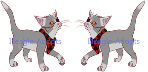 Street cat adoptable CLOSED by Illeagle-Adopts