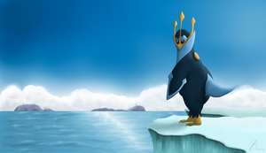 Empoleon by Summerly