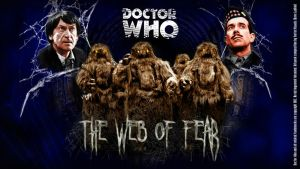 Doctor Who - The Web of Fear wallpaper by VortexVisuals