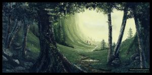 Forest by logartis
