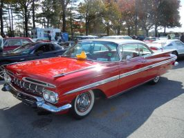 1959 Chevrolet Impala II by Brooklyn47