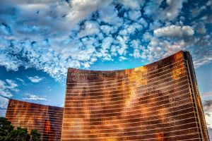 Sunset on the Wynn by eprowe