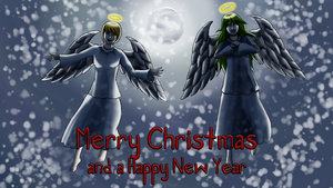 Mitadake Saga: Christmas 2012 by MetaFrosty