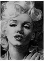 the lovely marilyn by aramismarron