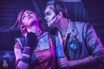 Lilith and Jack from Borderlands by FizCosplay