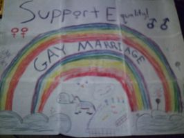 Support LGBT by SilenceBLEH