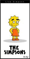 Lisa Simpson by adsta