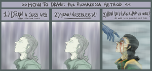 How to draw: the Piumarossa Method by PiumaRossa