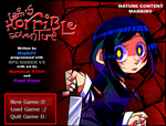 Lain's Horrible Adventure - Future Title by NephilV