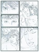 Smallville- Comic Art Cont 2 by karcreat