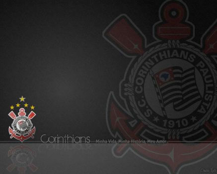 Corinthians Wallpaper by CandidoNeto