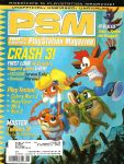 (Crash Bandicoot) PSM Warped Cover Scan by KrazyKari