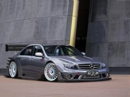 Adrian's C63 by Ditto-kun