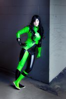 Shego by IronMonkey007