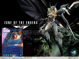 Jehuty - Zone of the Enders by ferio