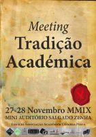 Meeting Tradicao Academica II by dawn2duskpt