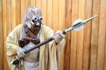 Tusken Raider at Stoke-Con-Trent 2015 (4) by masimage