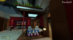 Sans x Sans - Funtime Vegas in GMod (Nr 3) by Kushell