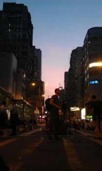 day 8 of occupy Mong Kok by cellar-fcp