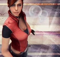 Claire Redfield by Jill-Redfield90