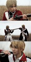 Hetalia Independence American Revolution 2 by azuooooo