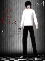 [MMD][DL]Jeff the killer ver.4 by AlionaLawliet