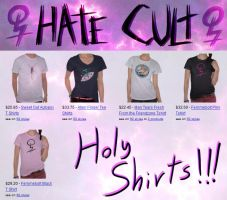 HATE CULT by sweet-guts