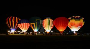 Balloon Glow by Digibug