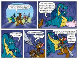 Dungeons and Doorknobs 13 by CalamityKangaroo