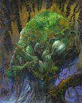 Swamp Thing by oazen2008