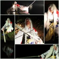 Sesshomaru Cosplay Compilation by KaineHillCosplay