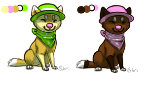 Sun Puppy Adopts #2 CLOSED by labramazing
