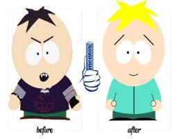 southpark- butters by nacago