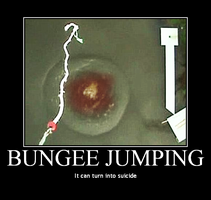 Bungee Jumping by INF3CT3D-D3M0N