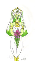 Aya the Bride by lavie-chan-lady