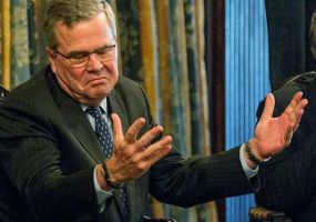 Jeb-Bush-3 options by lichtie