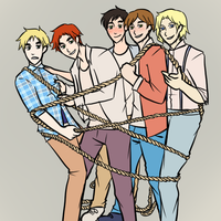 WOOP more 1D by AskNornIron