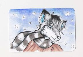 ACEO Eternal by Drrrakonis